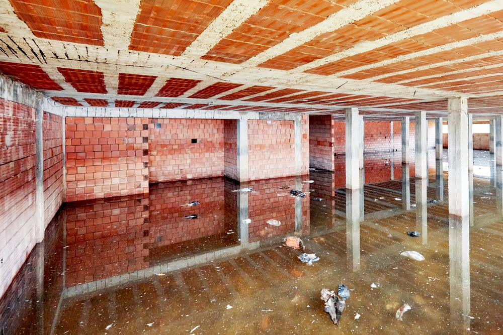 basement water
